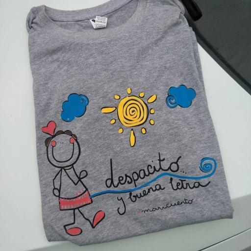 Camiseta Despacito