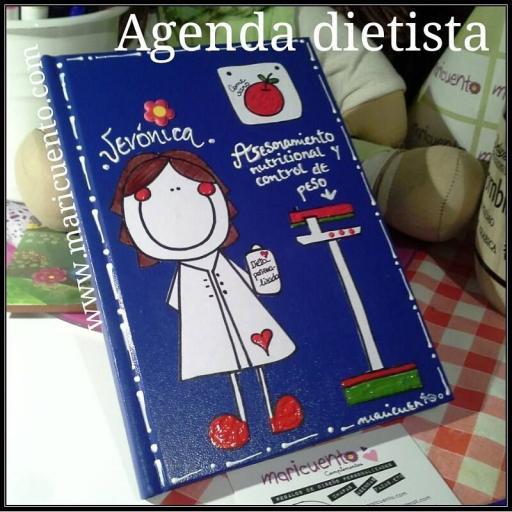 Agenda Dietista. Talla L [2]