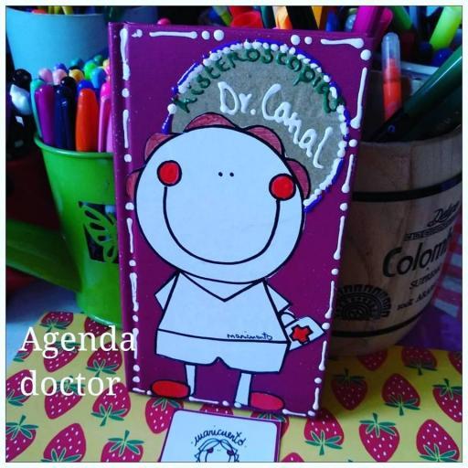 Agenda doctor. Talla M.