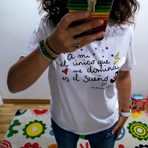 Camiseta Domina el sueño [1]