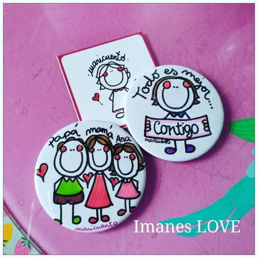Imanes Love [3]