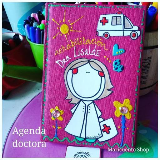 Agenda Doctora. Talla L