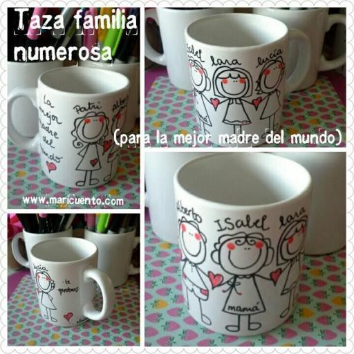 Taza Familia feliz [2]