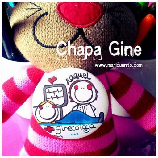 Chapa Ginecóloga