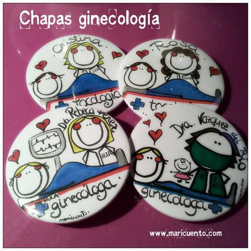 Chapa Ginecóloga [3]