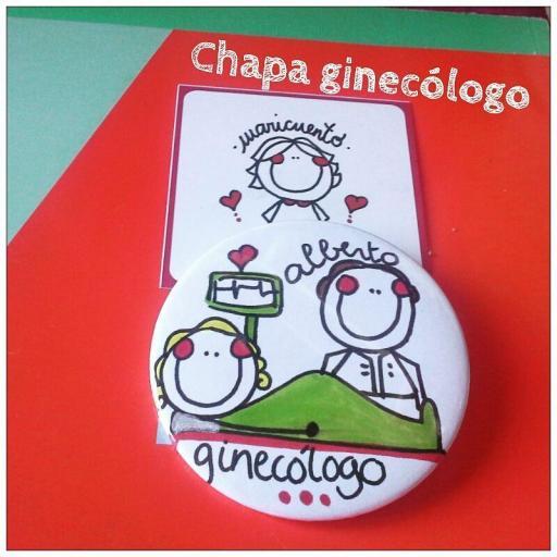 Chapa Ginecóloga [1]