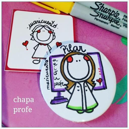 Chapa profesor