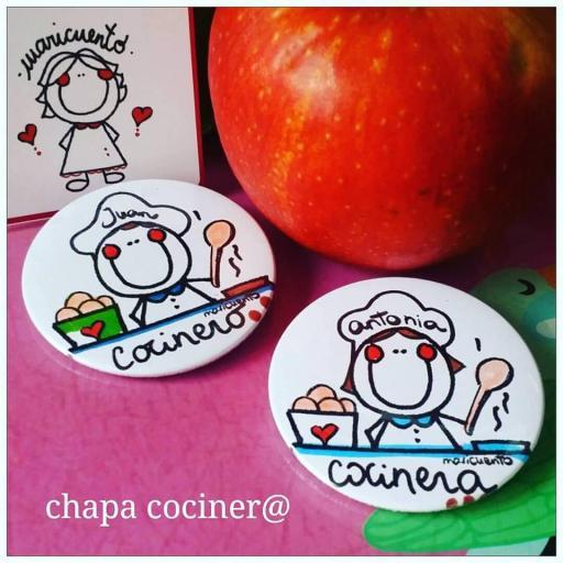 Chapa Cocinera-o