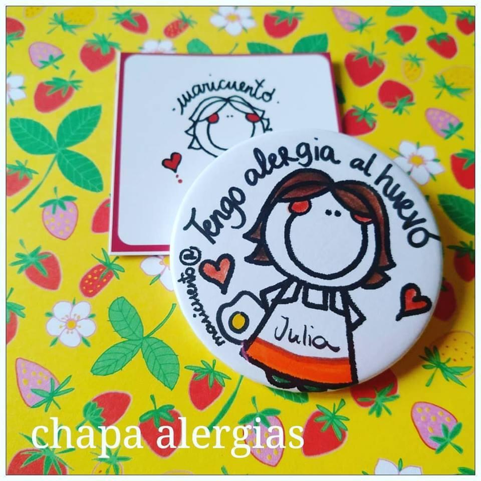 Chapa Alergia a...