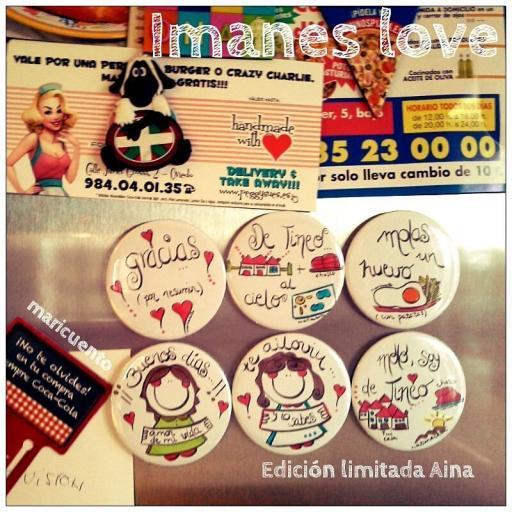 Imanes Love [2]