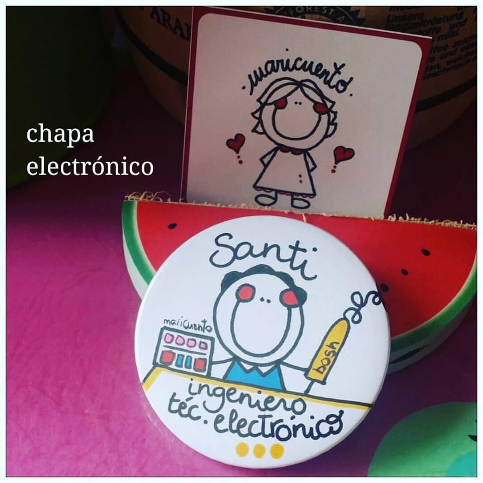 Chapa Electrónico