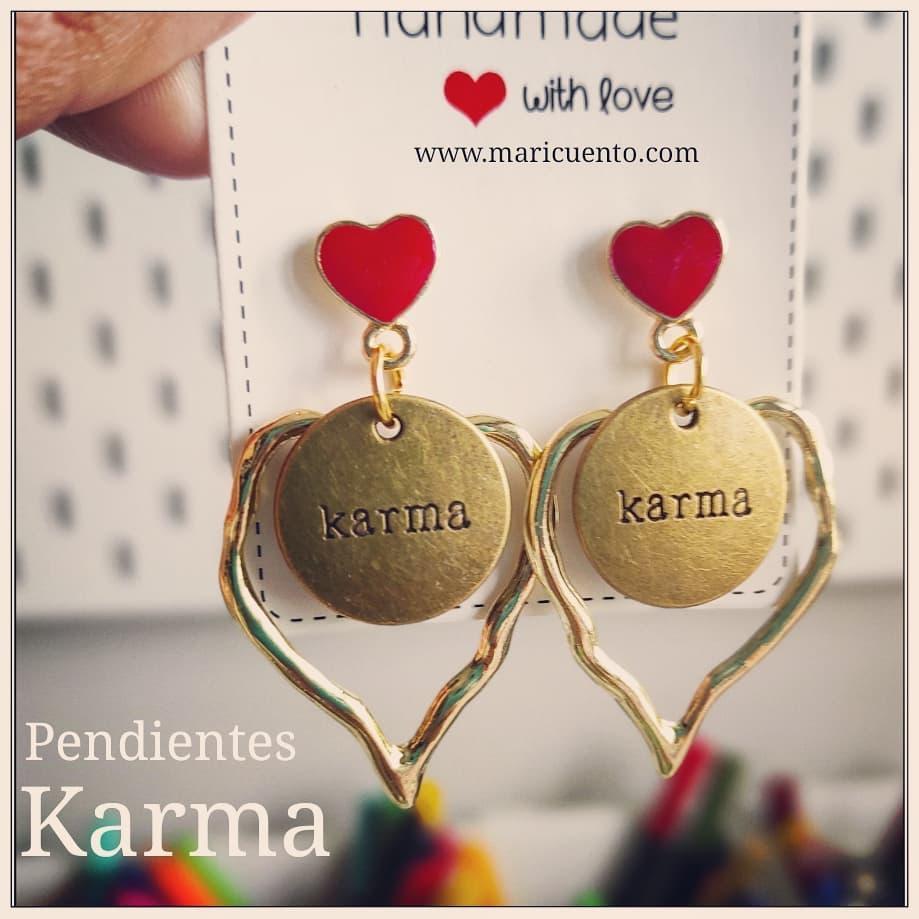 Pendientes Karma