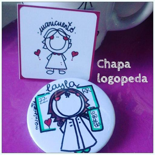 Chapa logopeda [3]