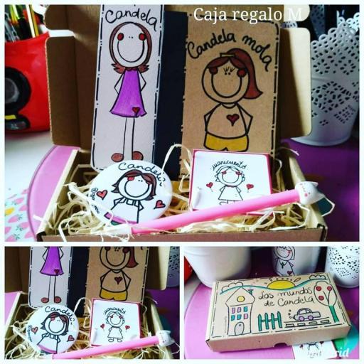 Caja/sobre regalo M [1]