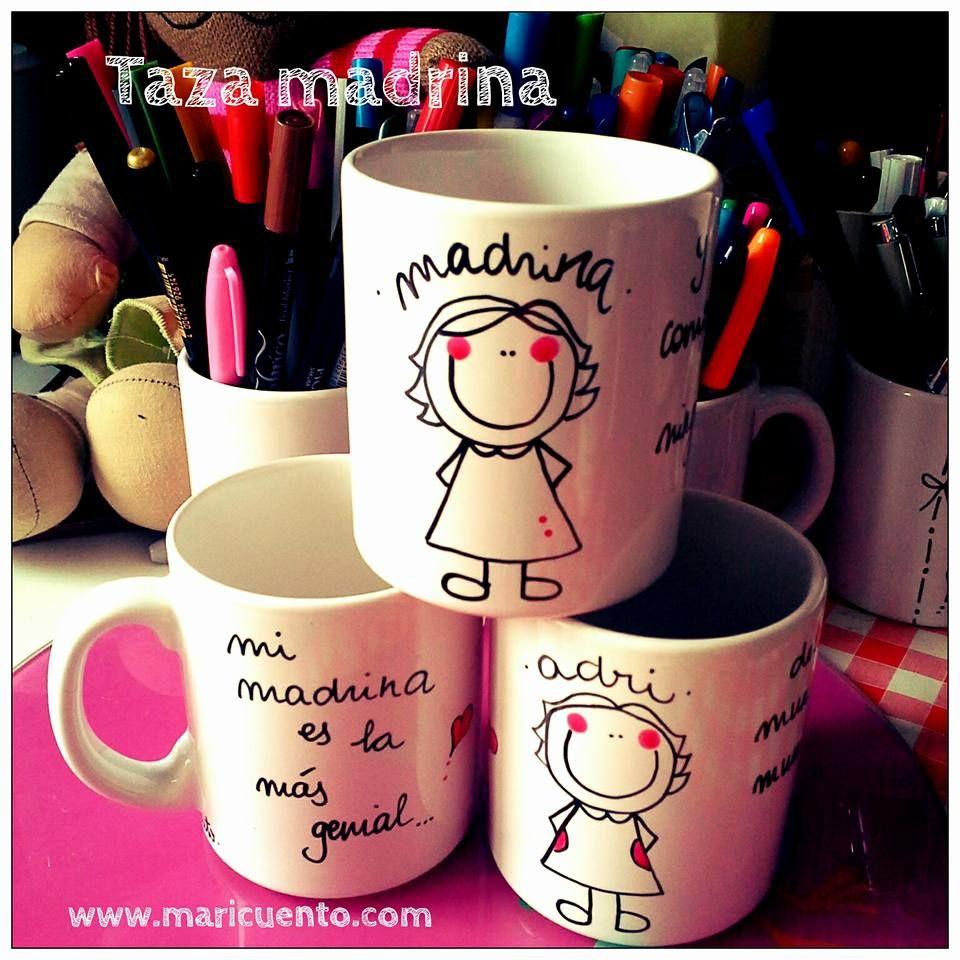 Taza Madrina