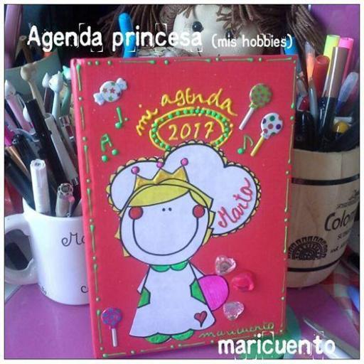 Agenda Mis hobbies.Talla L [2]