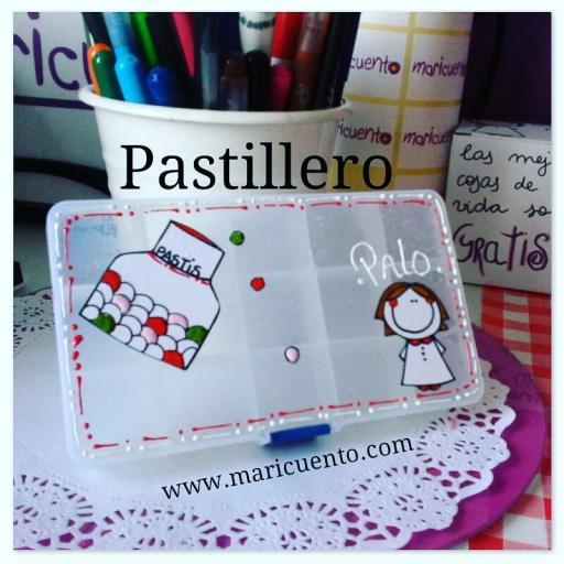Pastillero [2]