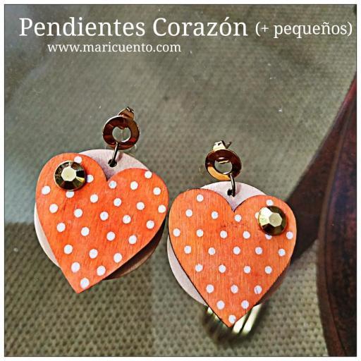 Pendientes Corazón [1]