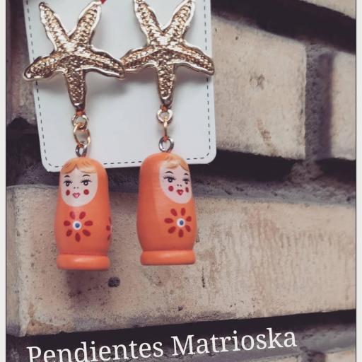 Pendientes Matrioska [1]
