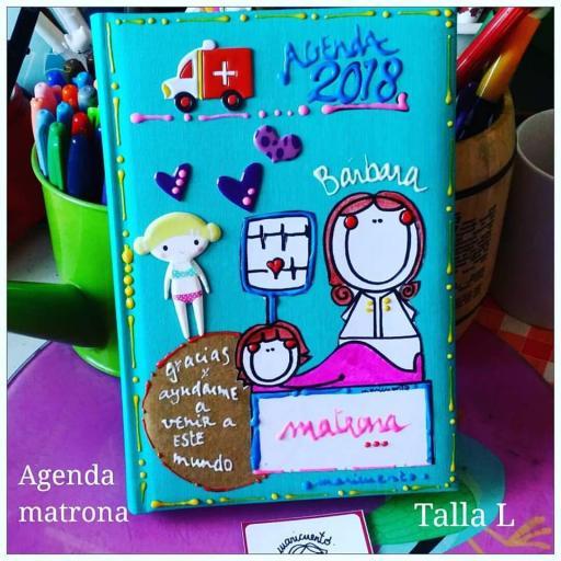 Agenda Matrona. Talla L [1]