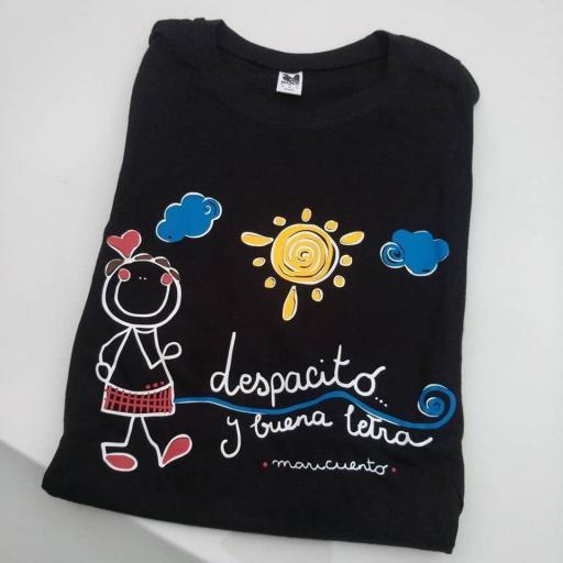 Camiseta Despacito [1]