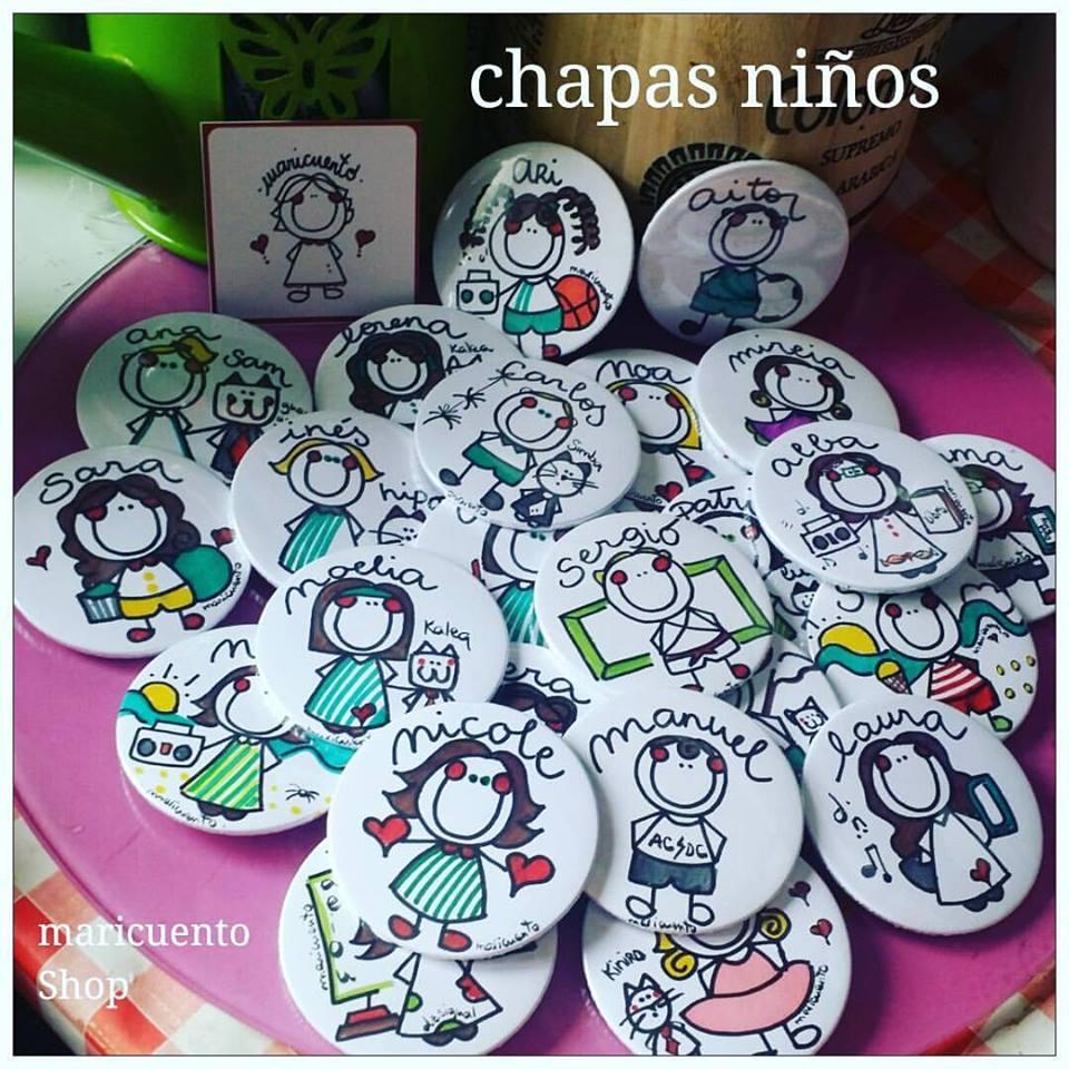 Chapa Niños