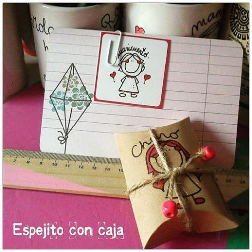 Espejito mamá + caja [3]