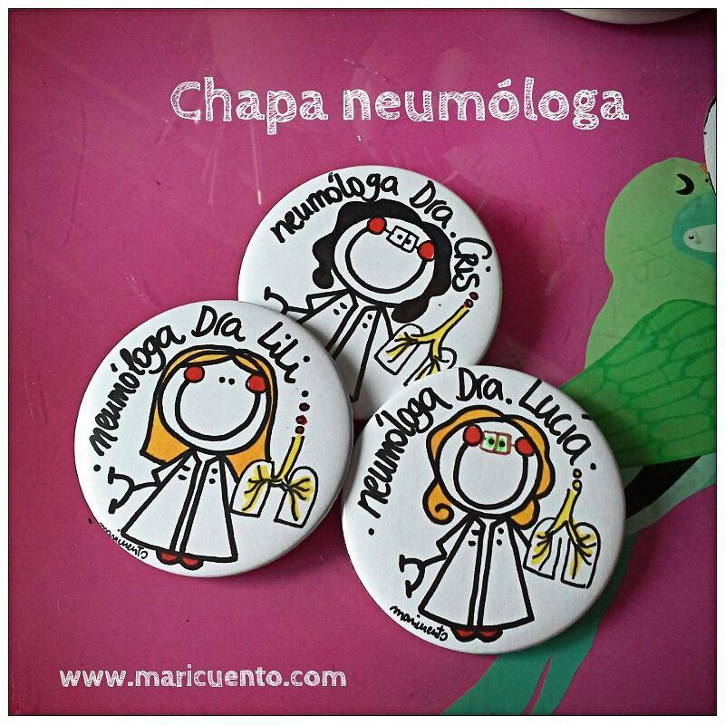 Chapa Neumóloga