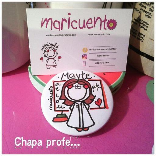 Chapa profesor [1]