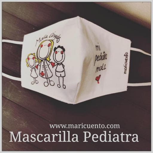 Mascarilla Pediatra