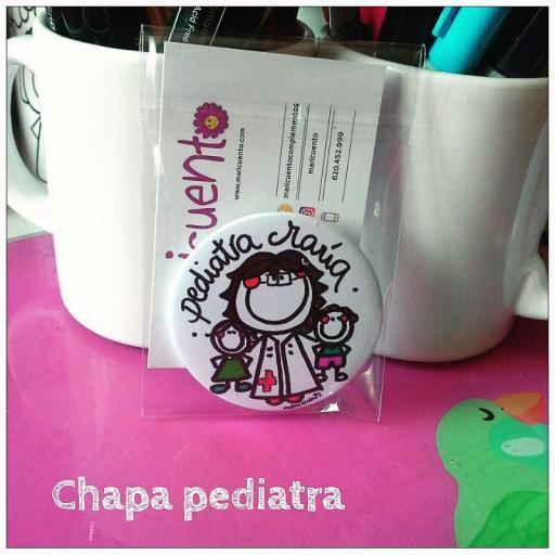 Chapa Pediatra [3]