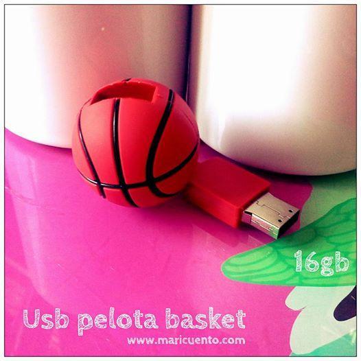 Usb Pelota Basket
