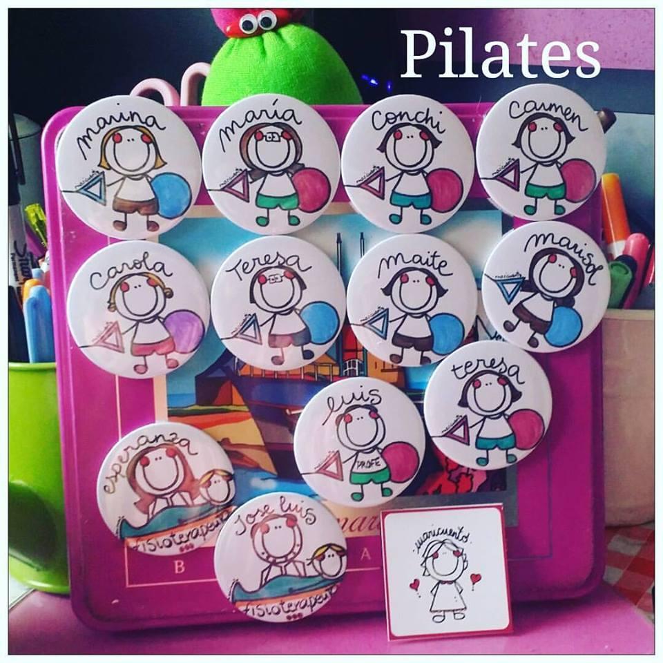 Imán Pilates