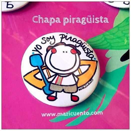 Chapa Piragüista