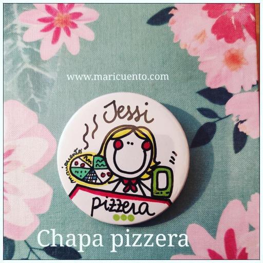 Chapa Pizzera