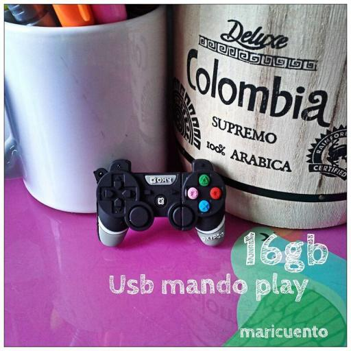Usb Mando Play