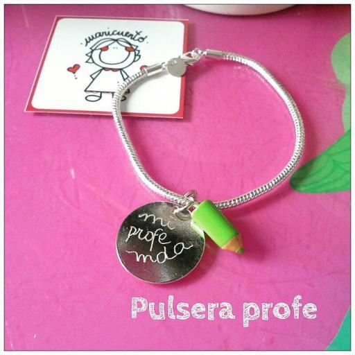 Pulsera Profesora [1]