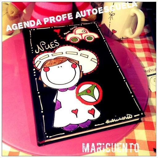 Agenda Autoescuela. Talla L [1]