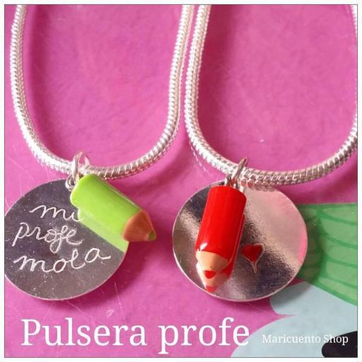 Pulsera Profesora [3]