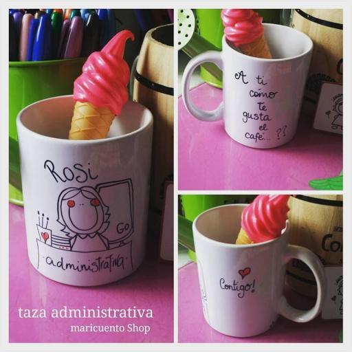 Taza administrativa