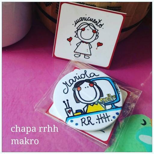 Chapa RRHH