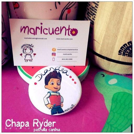 Chapa Ryder