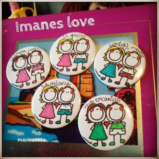 Imanes Love [1]