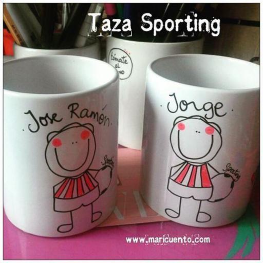 Taza Sporting