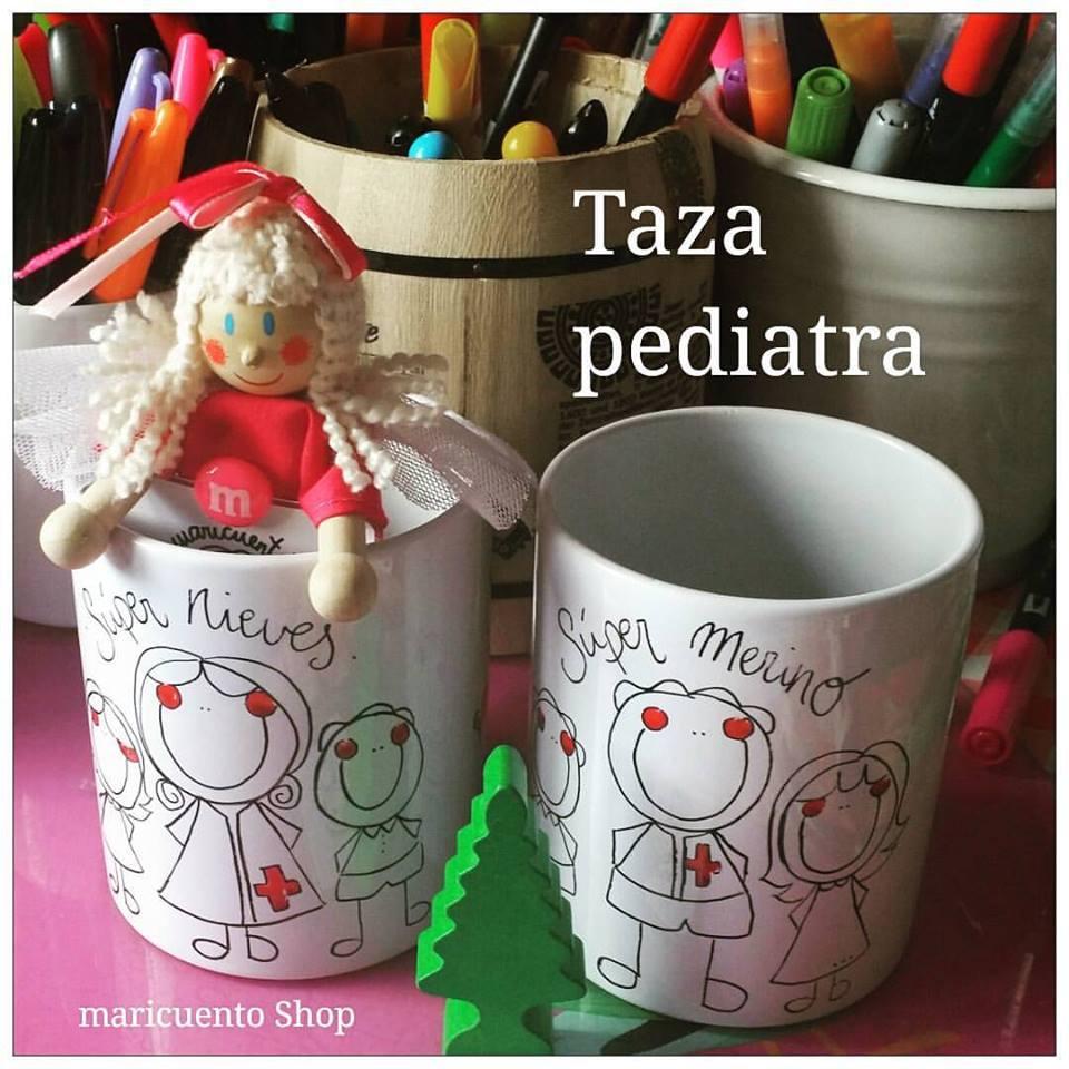 Taza pediatra