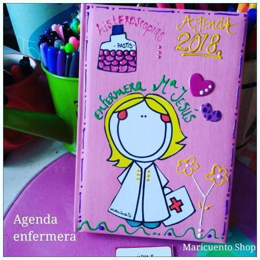Agenda Enfermera Talla L [1]