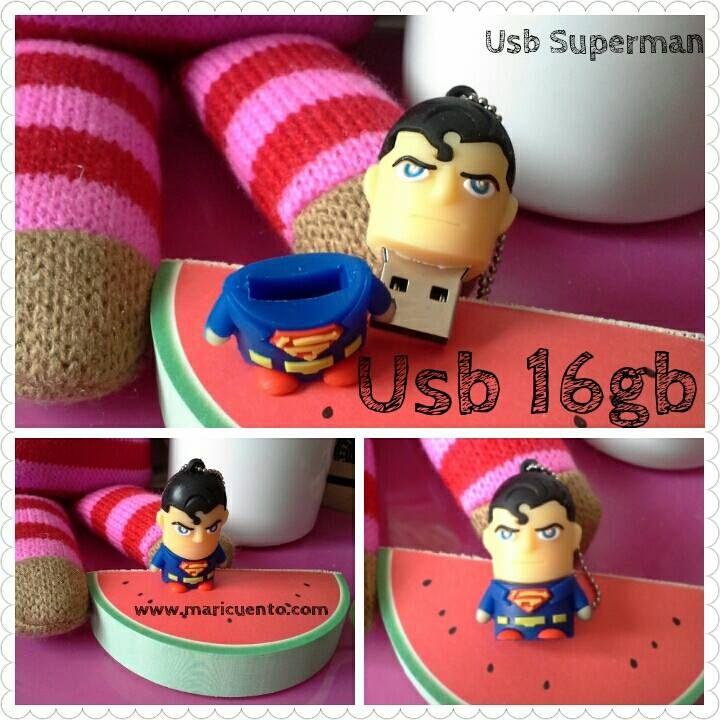 Usb Superman