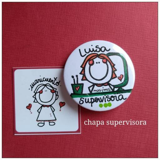 Chapa Supervisora