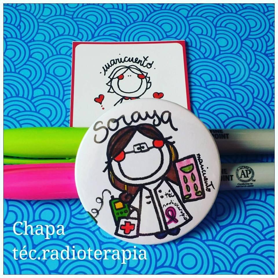 Chapa Radioterapia
