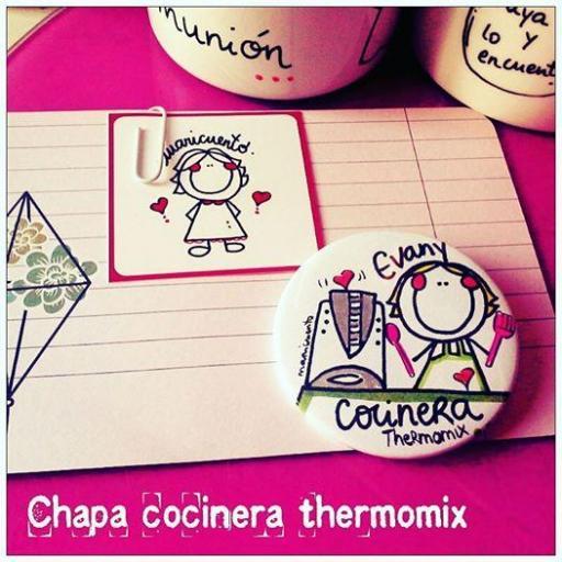 Chapa Cocinera-o [3]
